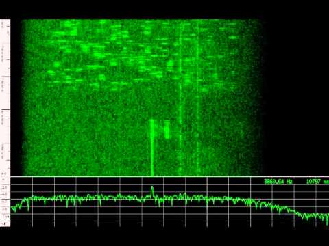 South African Naval MFSK-8580 kHz