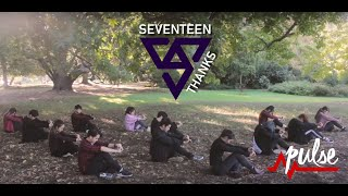 SEVENTEEN 세븐틴 - Thanks 고맙다 | Pulse Dance Crew (Australia) [COLLABORATION]