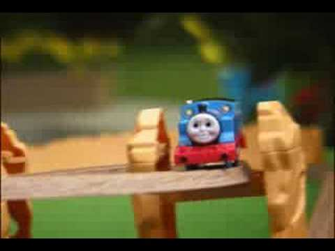 TrackMaster Action Canyon Commercial!