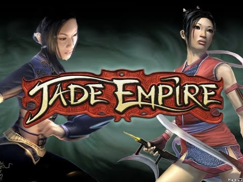 Lets play Jade Empire Part 1