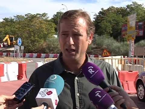Las obras de la Nacional 403 Toledo-Ávila podrían estar acabadas del 15 al 20 de octubre