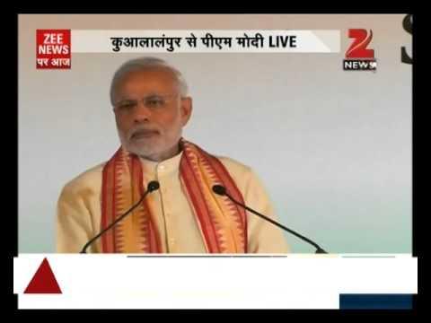 PM Narendra Modi inaugurates Swami Vivekananda statue in Malaysia