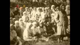Новодевичий монастырь. Некрополь