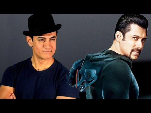 Aamir Khan Ranks Salman's Kick Better Than Dhoom3