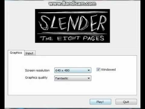 NEW SLENDER UPDATE  v0.9.7 Slender (the eight pages) + DOWNLOAD LINK
