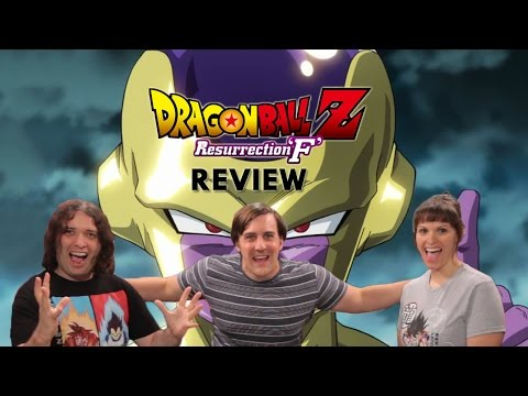 Dragon Ball Z: Resurrection F Review!!!