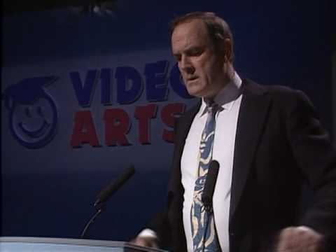 John Cleese on Creativity In Management