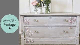 How To Finger Paint Furniture