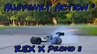Ausfahrt Action | Reely Rex X Promo 2 ( partly english edition ;D )