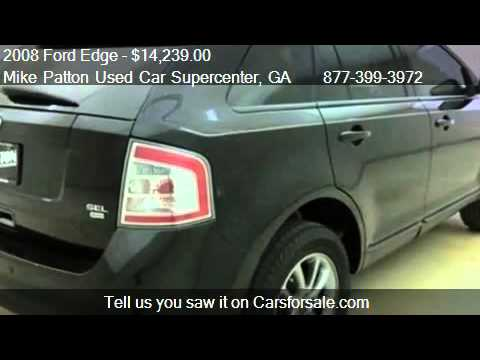 2008 Ford Edge SEL - for sale in LaGrange, GA 30241