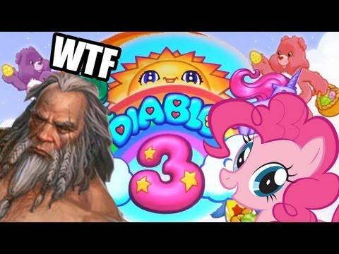 Diablo 3 | Ositos, Ponys y Ranas transexuales