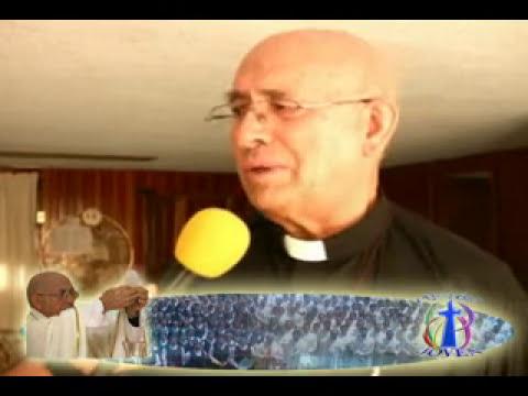 Entrevista de los 50 Años de viva Sacerdotal del Padre Luis Butera V. MSP.flv