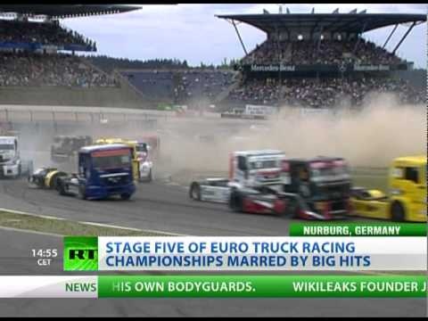 European Championship Auto Racing on European Truck Racing Championships Calendar In Germany  Spaniard