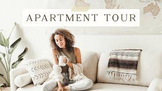 Minimalist Studio Apartment Tour in Portland, Oregon