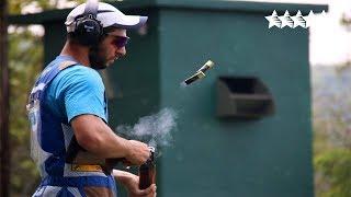 Shotgun Skeet Men Final - 2018 FISU WUC Shooting Sport  Kuala Lumpur, Malaysia