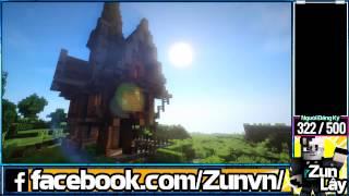 Oops Club Minecraft Thử Thách Sinh Tồn 1.11 - Tập 1 Tham Gia Thử Thách Cùng Team