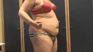Request Video - Squeezing tummy in and out