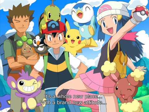 Pokemon Johto - Theme Song (Full Version)