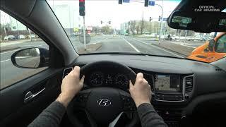 2018 Hyundai Tucson | POV Test Drive (Highways & City Roads)