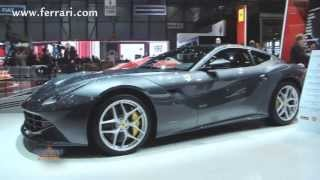 Ferrari Highlights at 2013 Geneva Motor Show