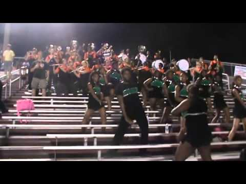 "Rutland High School Marching Band- ""Pass the Peas"""