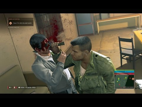 Sly Gameplay - Mafia 3 Funny/Brutal Moments Compilation Vol.1