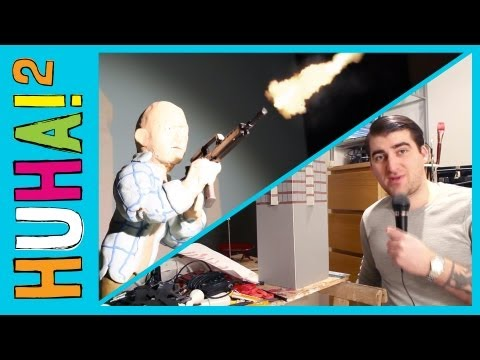 A Good Clay To Die Hard | Behind The Scenes Exclusive with Lee Hardcastle | HuHa2