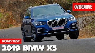2019 BMW X5 | Road test review | OVERDRIVE