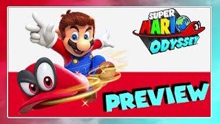 SUPER MARIO ODYSSEY - Preview