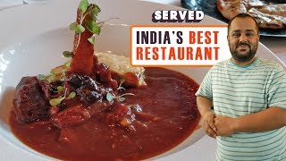 Exploring India's Best Restaurant - Indian Accent with Manish Mehrotra | Served#06