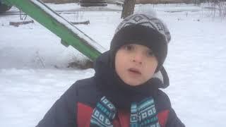 Очень Жаль!Монстр Трак не смог помочь.И неожиданные находки в снегу!!!