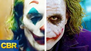 Joaquin Phoenix's Joker Is Better Than Heath Ledger's