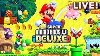 New Super Mario Bros. U Deluxe with Tim & Paul