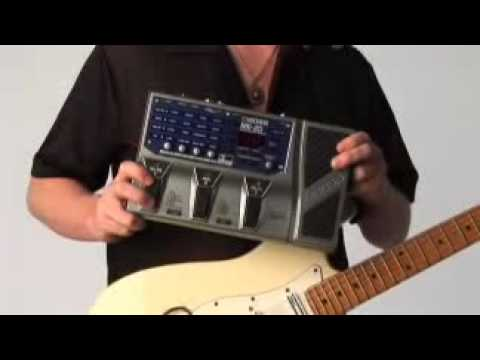 Boss ME-20 Guitar Multi-Effects Pedal Demo - Nevada Music UK