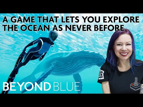 Explore the world of Blue Planet in Beyond Blue (Top Indie Games of EGX)