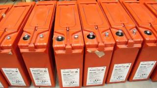 1000Ah Battery Bank Part1 - My Salvaged $40 Battery Purchase : an Introduction