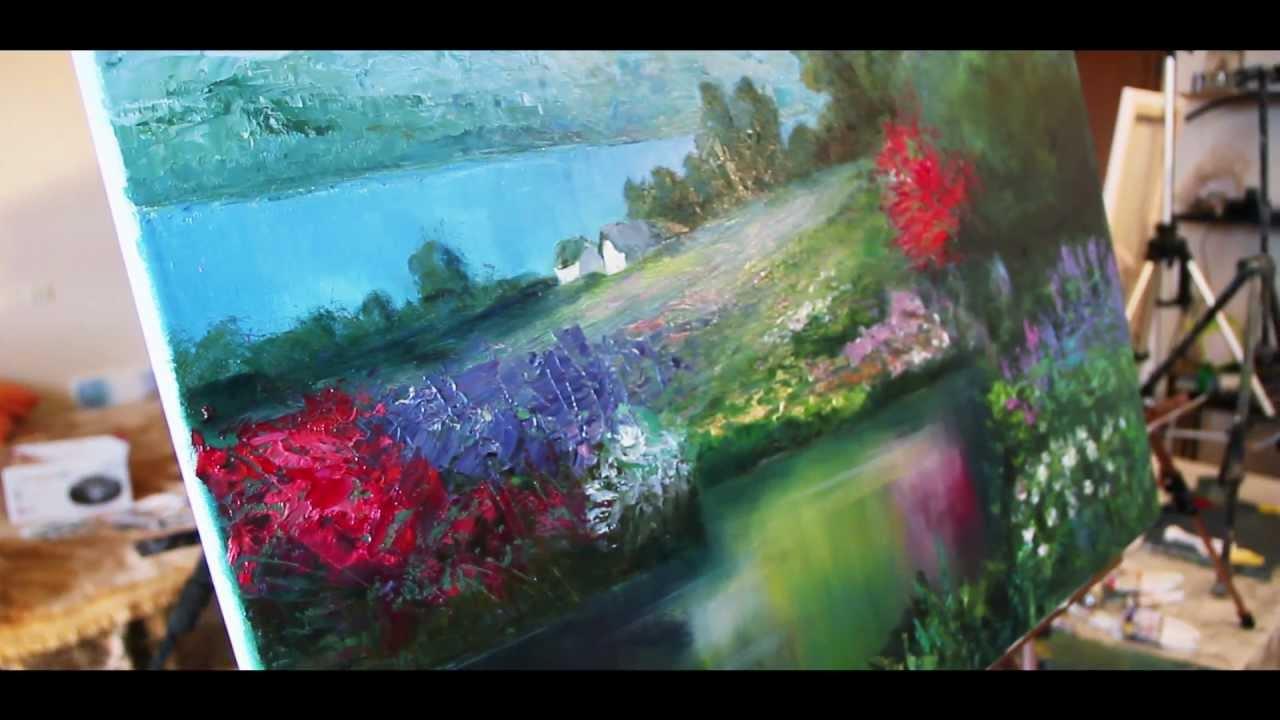 игорь сахаров уроки живописи: