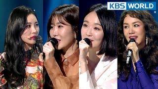 Yu Huiyeol's Sketchbook - Uhm Junghwa, Davichi, Sunmi [ENG/2018.02.21]