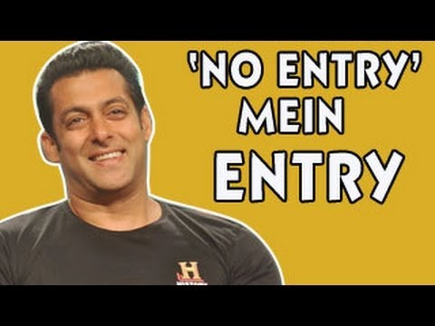 Salman Khan's 'No Entry Main Entry' to have 9 heroines