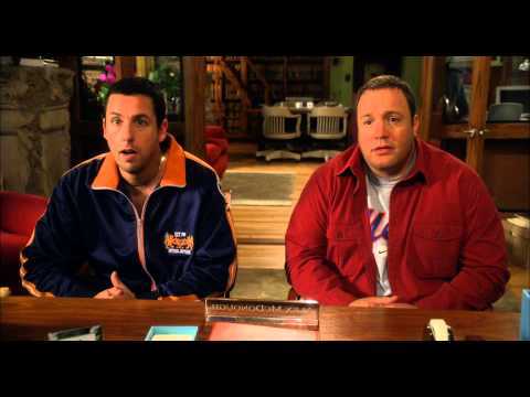 I Now Pronounce You Chuck And Larry - Official® Trailer [HD]