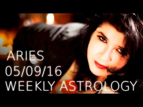 Aries Weekly Astrology Forecast September 5th 2016