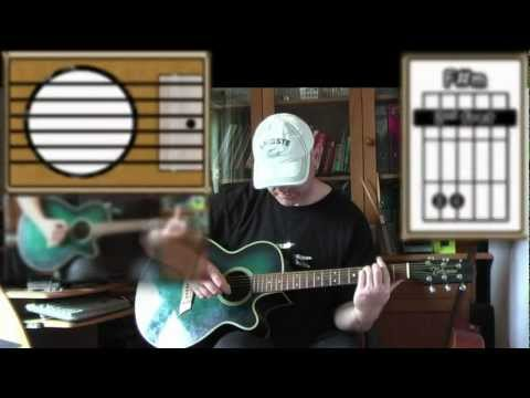 Nowhere Man - The Beatles - Acoustic Guitar Lesson Music Videos