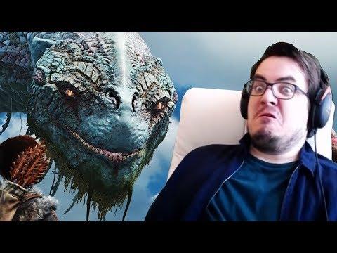 Мэддисон играет в God Of War: ЛУЧШАЯ ИГРА ГОДА?