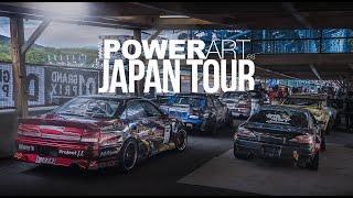 Drifting en Japón: Visitamos el D1GP en ¡Ebisu! [POWERART JAPAN TOUR] S03 - E06