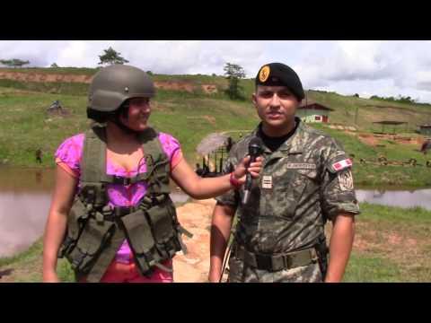 Reportaje a los Comandos de la V Division del Ejercito - Otorongo (Made in Peru en Ruta)