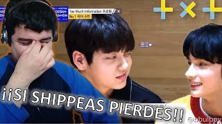 CHALLENGE: SI SHIPPEAS PIERDES con TOMORROW X TOGETHER TXT