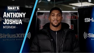 """Boxing  Heavyweight Champ Anthony Joshua predicts 8th Round TKO of Jarrell """"Big Baby"""" Miller"""