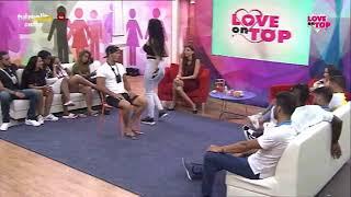 Márcia faz uma dança muito sensual a Tozé! | Love on Top 6 |