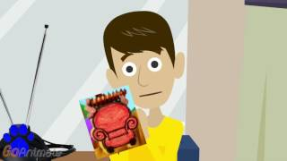 Blue's Clues: How To Draw TV Antennas