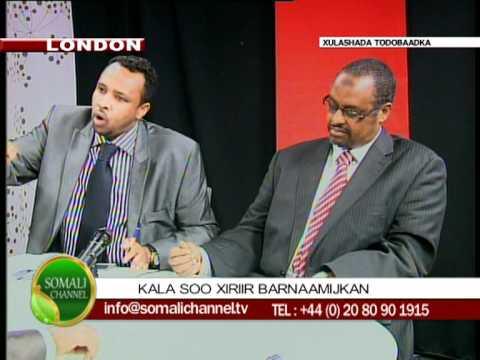 XULASHADA TODOBAADKA SOMALIA IYO SOMALILAND 14 06 2012.mpg